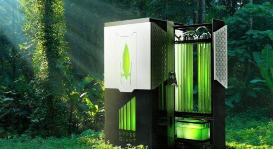 Eos bioreaktor