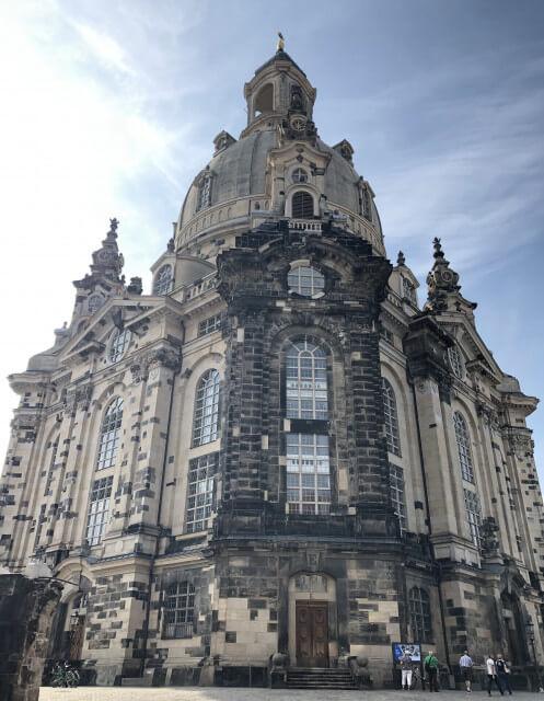 Frauenkirche - kostel