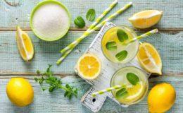 Letní detoxikace organismu