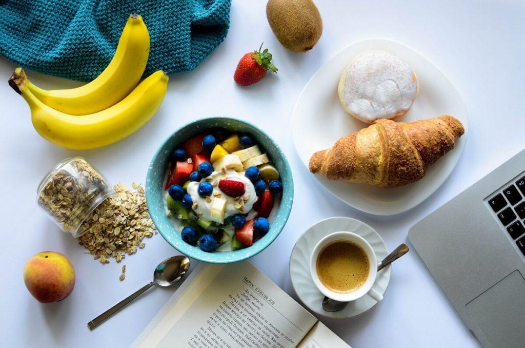 Zdravá snídaně je základ